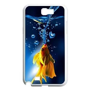 Y-O-U-C2071933 Phone Back Case Customized Art Print Design Hard Shell Protection Samsung Galaxy Note 2 N7100