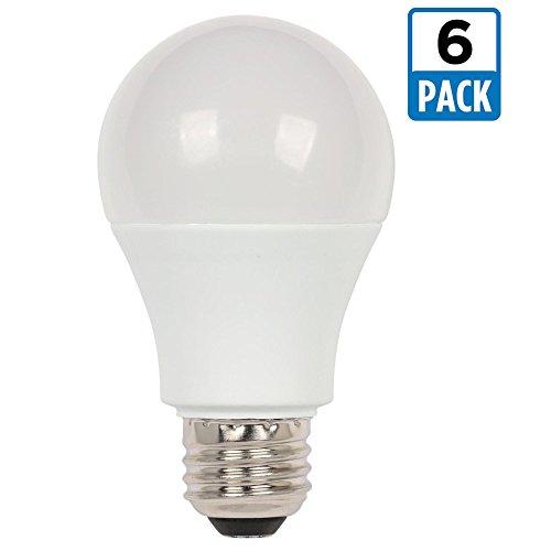 (Westinghouse 5379820 Led Light Bulb (6 Pack), Soft White)