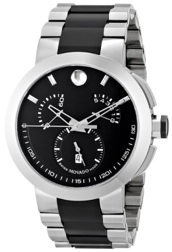 Movado Men's 0606546 Verto Stainless Steel Watch