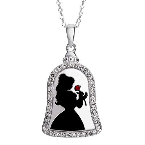 Disney Princess Belle Jewelry Sterling Silver