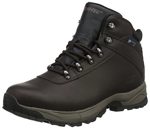 Hi Tec Waterproof Heels - Hi-Tec Eurotrek Lite Waterproof Walking Boots - SS19-8 - Brown
