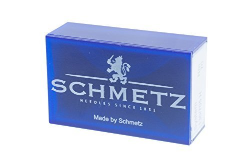 SCHMETZ Embroidery (130/705 H-E) Sewing Machine Needles - Bulk - Size 75/11 (Machine Embroidery Needles)