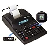 Printing Calculator with USB, 4.6 Lines/Sec