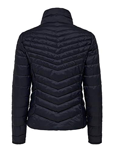 Cc Bleu Jacket Nylon Otw Blouson Onldemi Femme Only qtfRW7x