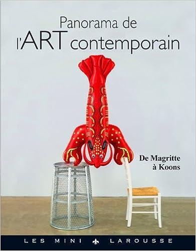 Livres gratuits Panorama de l'art contemporain pdf