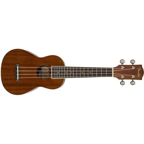 Fender Seaside Soprano Ukulele, 16 Frets,
