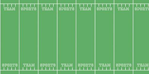 Fadeless Designs Bulletin Board Art Paper, 4-Feet by 50-Feet, Team Sports (56275)