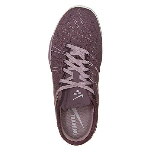 Nike Kvinders Frie Tr6 Løbesko Lilla Skygge 833.413 502 Størrelse 10 B (m) Os gpn0I