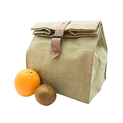 Hide & Drink Heavy Duty Waterproof Waxed Canvas All Purpose Bag Handmade