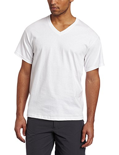 Russell Athletic Mens V Neck T Shirt