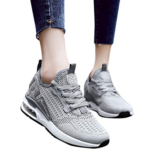 Amazon.com: COPPEN Women Bohemia Sandals Breathable Cushion Sneakers Ultra Light Wild Casual Running Shoes: Clothing