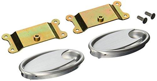 Exterior Accessories Billet Door Handles (Lokar IDH-2000 Billet Oval Interior Door Handle)