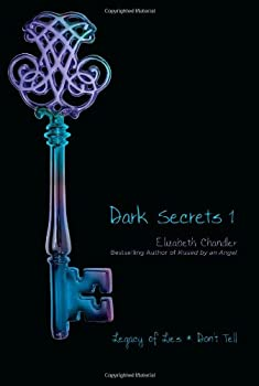 Dark Secrets 1 : Legacy of Lies and Don't Tell 1416994610 Book Cover