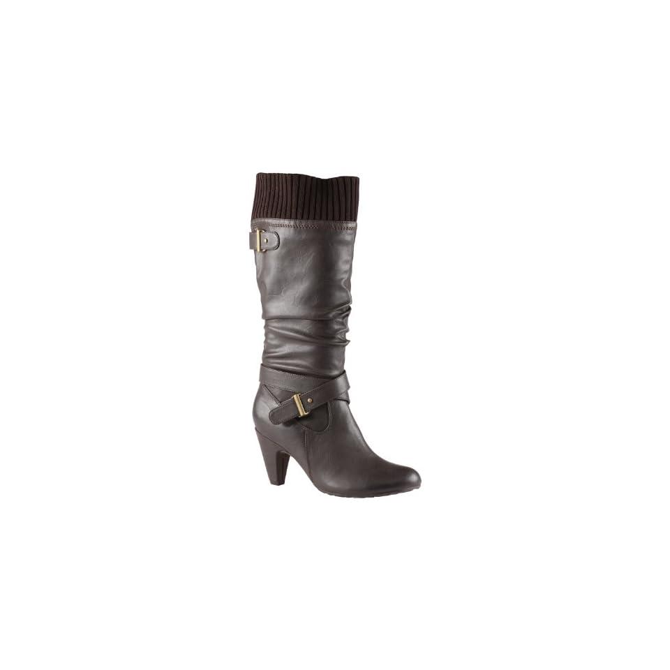 ALDO Eti   Women Knee high Boots   Dark Brown   6½ Shoes