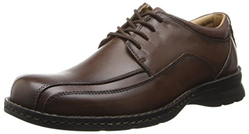 Dockers Footwear Mens Trustee Oxfords-Shoes, Dark Tan, 11.5 W US
