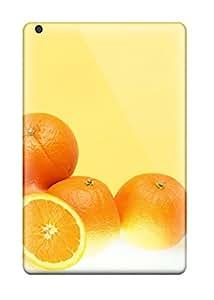 4591331J19433658 New Fashion Premium Tpu Case Cover For Ipad Mini 2 - Orange