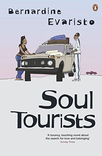 Book cover from Soul Tourist by Bernardine Evaristo