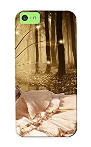 Fireingrass High Quality Fairy Case For Iphone 5c / Perfect Case For Lovers
