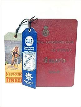 Anuario del Real Automóvil Club de España, 1946-1947: Amazon.es: REAL AUTOMOVIL CLUB DE ESPAÑA: Libros