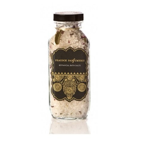 Peacock Parfumerie Bath Salt, Grace Grace Embellishment