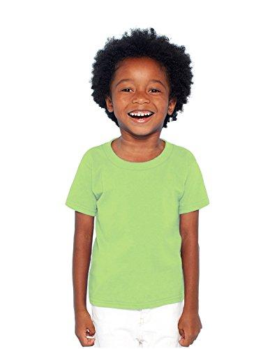 (Gildan Heavy Cotton Toddler 5.3 oz. T-Shirt, 5T, MINT GREEN )