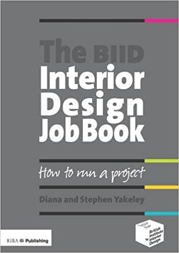 The BIID Interior Design Job Book Amazoncouk Diana Yakeley