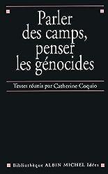 Parler des camps, penser les génocides