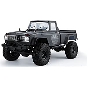 Carisma 77768 Sca-1E 1/10 Scale Coyote 4WD Scaler, Ready to Run (285mm Wheelbase) RC Vehicles