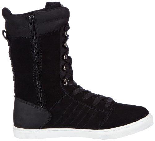 Nero black Pia 25y 01041138 schwarz Coq Mid Le Plus Sneaker Donna Sportif zwaq7qP