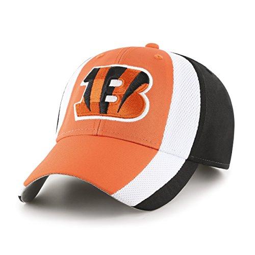 (NFL Cincinnati Bengals Adult Select Ots All-Star MVP Adjustable Hat, One Size, Black)