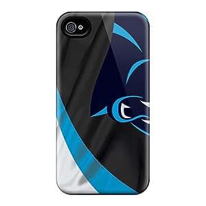 AlissaDubois Iphone 6plus Bumper Mobile Cases Unique Design Fashion Carolina Panthers Image [MMB1016Rbly]