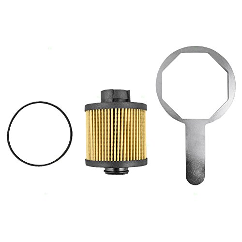 Oil Filter with Wrench Tool Set Kit for Lamborghini Gallardo 07L115561C 2004 2005 2006 2007 2008 by AUTOANDART