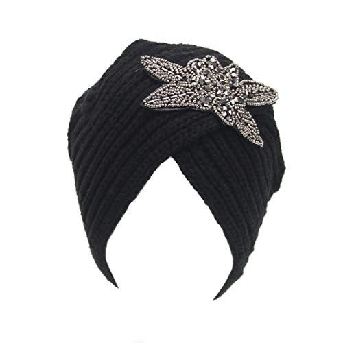 Stil A Acvip Unique Taille Bonnet Femme schwarz POnxqIpCwn