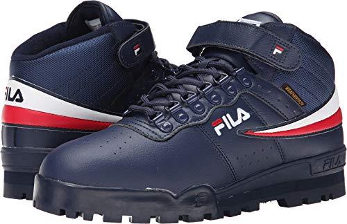 Fila Men's f-13 Weather tech-m, Navy/White Red, 10.5 M US