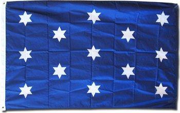 Washington's Commander-in-chief - Historic Flag 3x5' Nylon