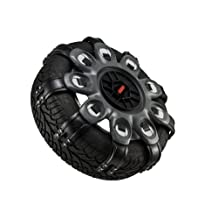 Spikes-Spider 17.417 C4 Compact Series Winter Traction Aid - Set of 2