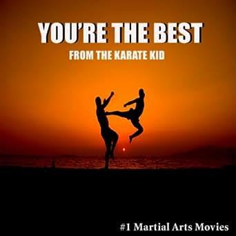 Karate Kid  Song Free Download