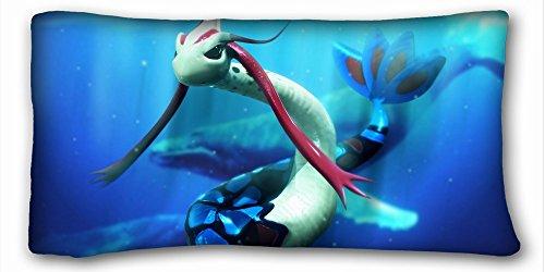 "Custom Design King Size Pillowcase Nature Beaches water pokemon bikini beach trees palm towel laptops jesse umbrellas brock nurse joy wall Nature Beaches (20""x36"" One Side)"