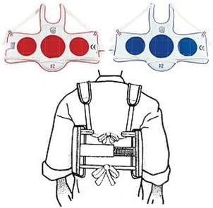 Pro Force Reversible Taekwondo /& Karate Hogu//Chest Protector