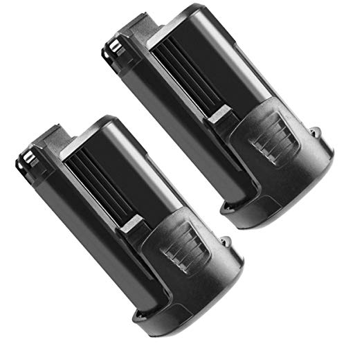 Bonadget 3500mAh B812-02 Lithium-Ion Replacement Battery Compatible with Dremel 12V B812-03 8200 8220 8300 Rotary Oscillating Power Cordless Tools (2 Pack)