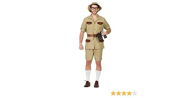 Disfraz Explorador M-L: Amazon.es: Juguetes y juegos