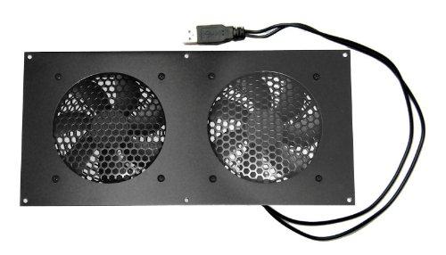 Coolerguys USB Powered Cooling Fan Kits (Dual - Purpose Cooling Multi Fan