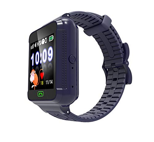 TechComm G500S Kids Smartwatch with GPS and Fitness Tracker for T-Mobile ONLY