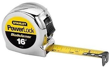 "33-516 16'X1"" POWERLOCK TAPE MEASURE - STANLEY"