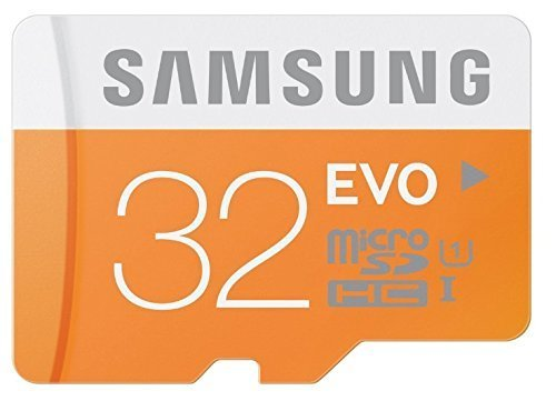Samsung Evo 32gb Microsdhc 32gb Class 10 Mb-mp32da together with Adapter Trr® Uhs-i Card up to 48mbs Black Friday & Cyber Monday 2015