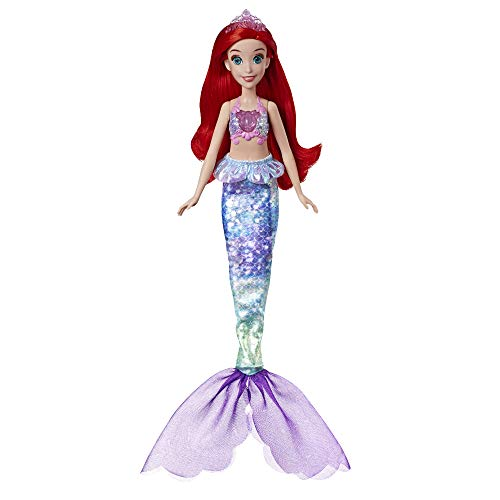 (Disney Princess Shimmering Song Ariel, Singing Doll)