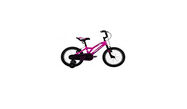 Monty 103 - Bicicleta para niño, Color Rosa, 9