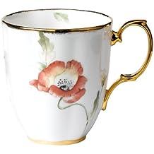 Royal Doulton-Royal Albert 100 Years 1970-Poppy Mug