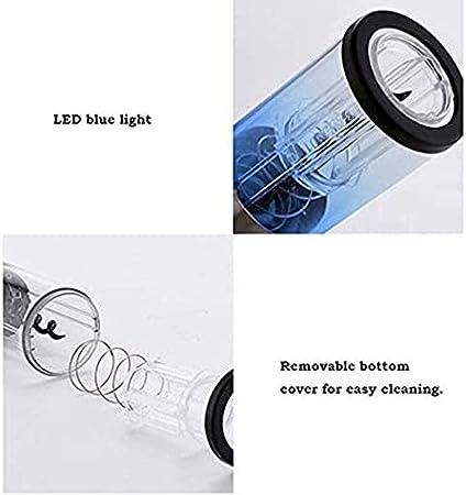 Kit automático de abridor de Botellas de Vino Sacacorchos eléctrico con Herramienta de Corcho USB Abierto Batería Recargable de 550 Mah
