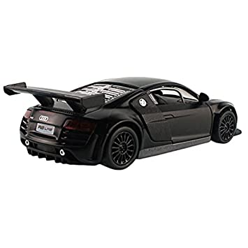Car Toys 1:32 Black Audi Sports Car R8 LMS Model Cars